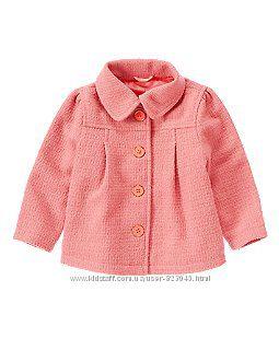 Элегантное пальто для маленькой леди crazy8 3T