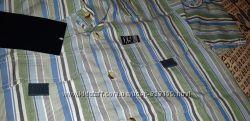 Рубашка с коротким рукавом мальчику 5-6лет