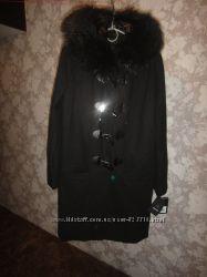 Шикарное брендовое пальто Carolina Cavour
