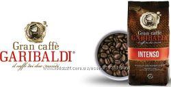 Зернова кава Garibaldi 1 кг. , Італія