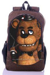 Рюкзак школьный Five Nights At Freddy&acutes 5 ночей с Фредди купить городс