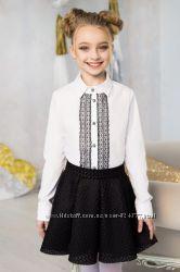 Школьная блузка для девочки KS-8