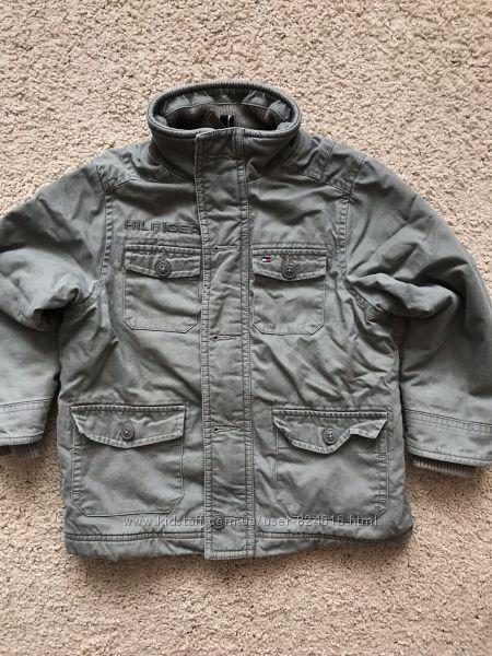 Курточка на мальчика Tommy Hilfiger р. 98-104