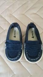 Замшеві туфельки