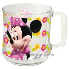 Чашка детская Дисней в подарочной упаковке стекло