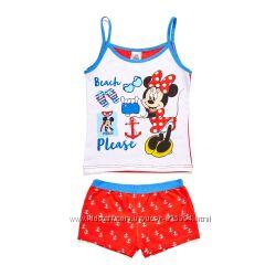 Детские пижамы Disney Испания, шорты и маечка