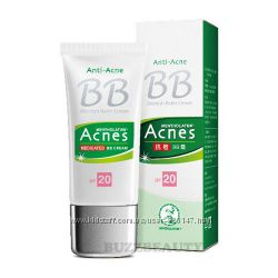 ВВ крем Mentholatum Medicated Anti-Acne BB Cream SPF20