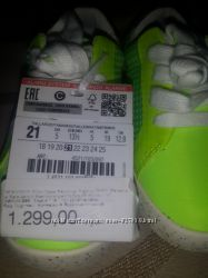 754831d3f4af кроссовки кеды обувь Zara 13. 9 см, 400 грн. Детские кеды, кроссовки ...