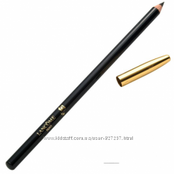 Оригинал черные карандаши для глаз Lancome, Armani, Clarins