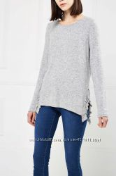 Под заказ свитер с оборками