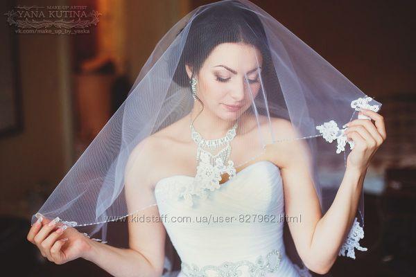 Свадебный макияж. Днепр