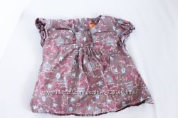 блуза - от 3 мес как платье и до двух лет как блуза