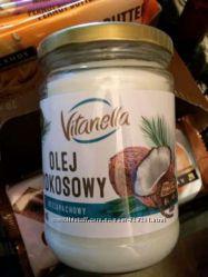 Кокосове масло, 500 грамм, Польша