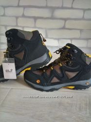 Ботинки jack wolfskin 44 размер
