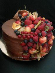 Тортики и другие сладости под заказ. Киев