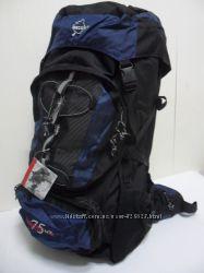 Рюкзак турист с регулировкой спины Leacom 75л.