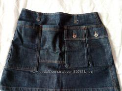 Стильная джинсовая юбка, 38 D&G