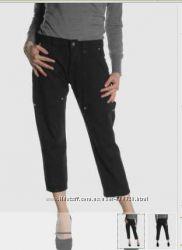 Крутые стильные джинсовые капри