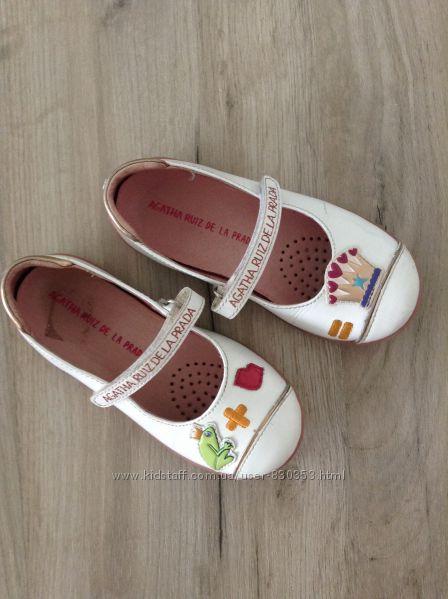 Туфли Agatha Ruiz De La Pravda, оригинал, 27 размер