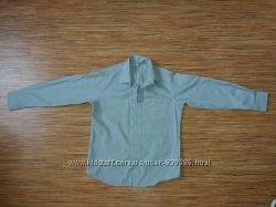 Продам рубашку серую Marks&Spenser 9лет
