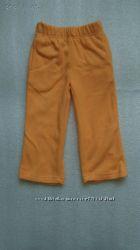 Теплые флисовые штаны