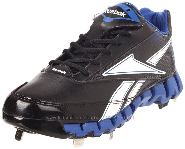 Reebok Men&acutes Pro Cooperstown Low Zig Baseball Cleat