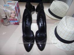 Туфли - пайетки - Gorgeus New Look UK 7 eur. 40