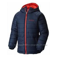 b28c17cce276 Зимняя куртка Columbia Boys Tree Time Puffer Jacket размер ХS, 1650 ...