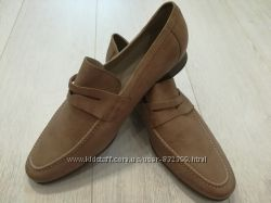 Кожаные туфли Andre 43 размер 29-29. 2 см стелька