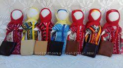 Кукла-мотанка ---Успешница---  Handmade. Оберег и подарок