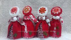 Кукла-мотанка -----Берегиня----- Handmade. Оберег и подарок в дом.