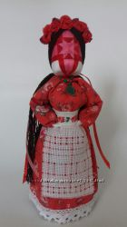 Handmade. Лялька-мотанка Берегиня Веста Подарунок-оберіг в дім.
