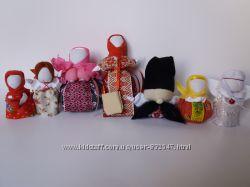 Мастер-класс для детей и взрослых Кукла-мотанка своими руками