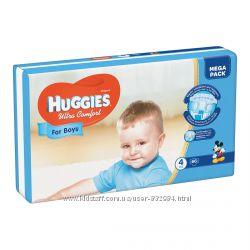 Huggies Ultra Comfort для мальчиков 3, 4, 5 Днепропетровск