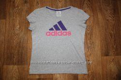 Футболки Adidas, Nike. Размер S-M. 36-38. Хлопок. Оригинал.