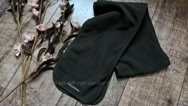 Спортивный фирменный шарф от Craghoppers-флис-хакки