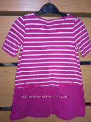 Стильні трикотажні сукні для дівчинки 1e2ec502c49e9