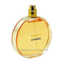 Шанель шанс классический. в наличии. обворожительный аромат. тестер. оригин