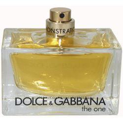 Dolce & Gabbana The One for Woman чарующий аромат в наличии. тестер