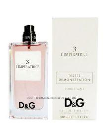 Dolce Gabbana Anthology L Imperatrice 3 в наличии. оригинал. суперцена