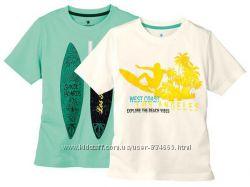Яркие футболки для мальчика Pepperts Германия