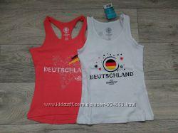 Спортивные майки для девочек EURO2016  Германия