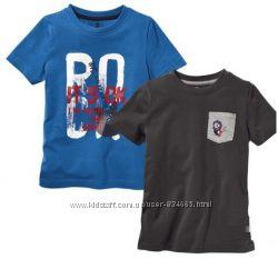 Набор футболок для мальчика Lupilu Германия