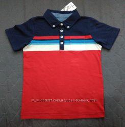 Качественная футболка поло для мальчика Pep&Co Англия