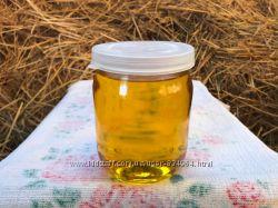 Домашнее жаренное подсолнечное масло