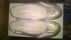 Обувь diesel 38, 39 размера, кеды дизель, слипоны дизель