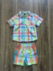 Комплект на літо для модного хлопчика Next
