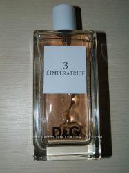 Dolce&Gabbana Anthology LImperatrice 3 тестер Люкс 10 мл