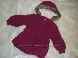 Куртка, новый  комбинезон Тополино и мятная безрукавка  70-80  см