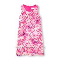 Нарядное платье CHILDRENS PLACE Чилдрен Плейс Л, розовое